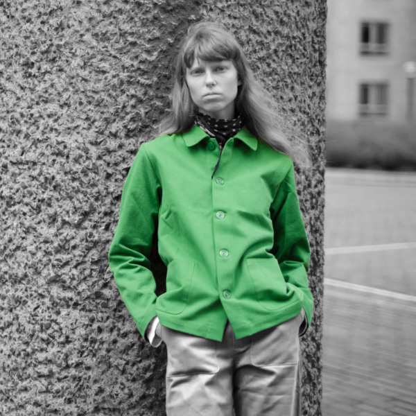 colchik jacket grass