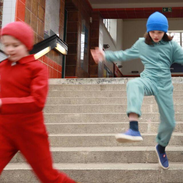 Let's go for monday ! #aboutcolchik #colchikboilersuit #colchikred #colchikbaltic #boyswithstyle #uniform #unisex