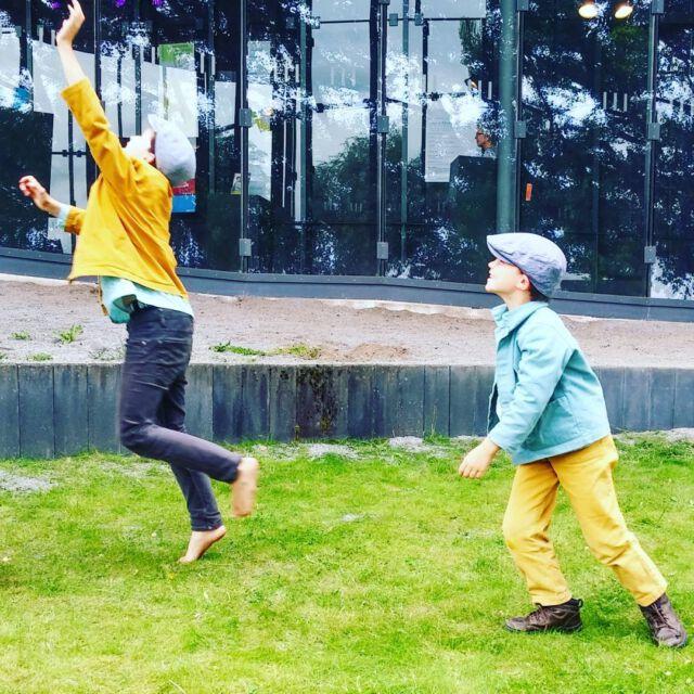 Colchik: for moving boys 💛 #aboutcolchik #workwearforkids #slowfashion #modegarcon #rustcolor #oldblue #colchikstyle #colchikbaltic #colchikrust