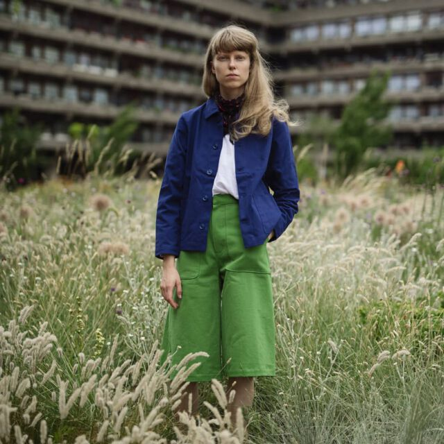 2019 will be green by Colchik 🍀🌿🌱 Grass is our new color, online soon. And we keep working with #reforestaction planting a tree for each item you buy. 📷 @iammimimarshall #colchikgrass #colchikculottes #aboutcolchik #green #grass #greenfashion #fashionrevolution #slowfashion #culottes #jupeculotte #womenfashion #colchikjacket #denimlove #denimstyle #buylessbuybetter
