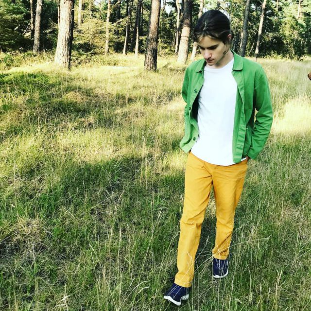 Colchik in Danemark 💚 merci @eva_lange  #aboutcolchik  #colchikgrass  #green  #colchikrust  #colchikjacket  #colchiktrousers  #boyswithstyle  #teensfashion  #teenswithstyle  #uniform  #goodfashion  #slowfashion  #ethicalfashion  #greenfashion  #buyoneplantone  #buylesschoosewell